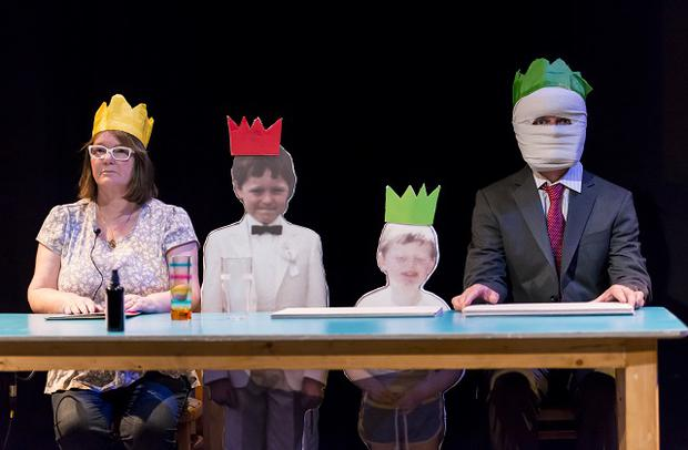 Have I No Mouth has a one-off performance at the Lyric theatre in Belfast this week.