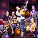 Million Dollar Quartet runs at the Grand Opera House in Belfast this week.