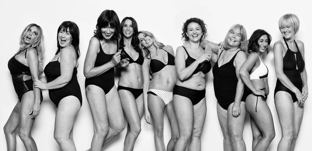 Loose Women panellists bare their bodies for the first time - without filters or airbrushing - and photographed in their swimwear by international superstar photographer Bryan Adams.