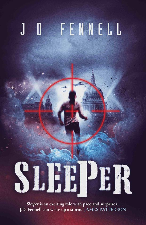 Sleeper by J.D Fennell.