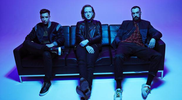 Two Door Cinema Club will be joining forces with Rory McIlroy for their only Northern Ireland appearance this year.