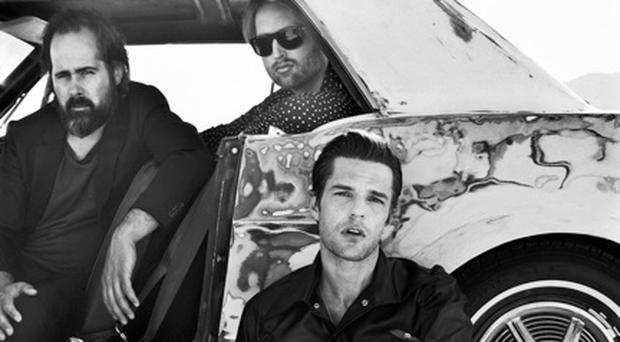The Killers will perform in Belfast