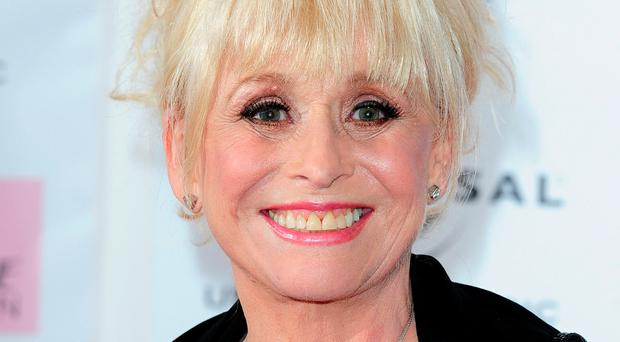 Fan favourite: Dame Barbara Windsor