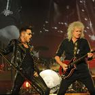 Queen and Adam Lambert.