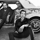 Pictured: The Killers