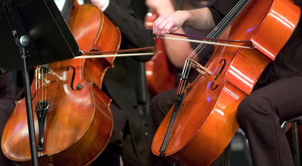 Under the lively Portuguese conductor Nuno Coelho, the Orchestra gave a sunny performance of Carl Maria von Weber's stately Overture Oberon (stock photo)