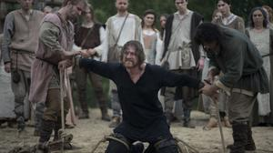 Deadly plague: Sean Bean in Black Death