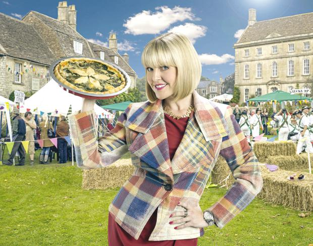 Ashley Jensen as Agatha Raisin