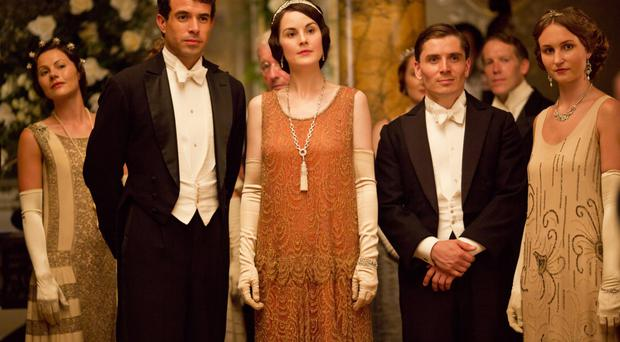 Downton Abbey will do battle with Mrs Brown's Boys to top the Christmas TV ratings