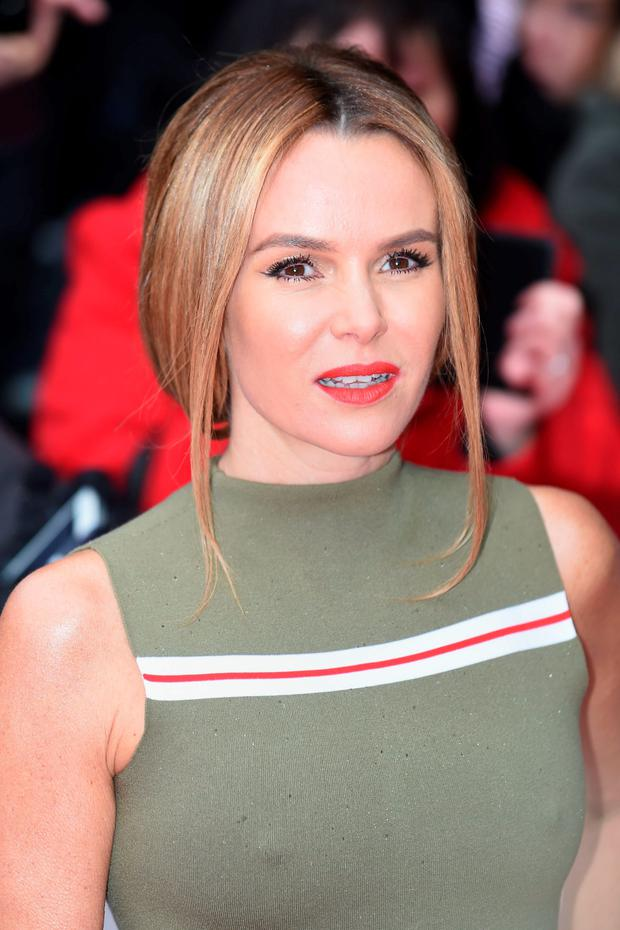 Therapy: Amanda Holden