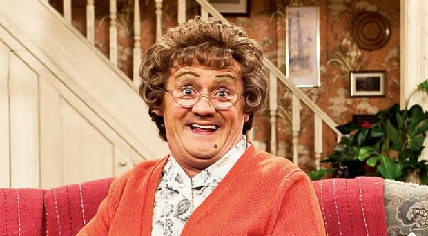 Popular sitcom: Brendan O'Carroll