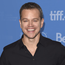 Shaping up: Matt Damon had to work out hard for the movie