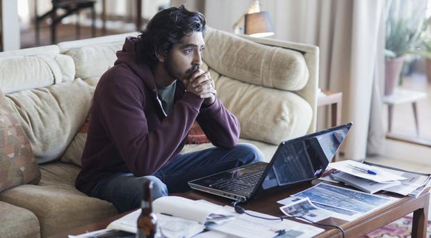 Plaintive search: Dev Patel