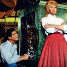 Doris Day with Stephen Boyd in the musical Billy Rose's Jumbo
