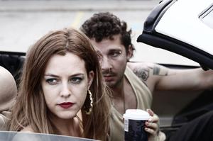 Grim reality: Shia LaBeouf and Riley Keough in American Honey
