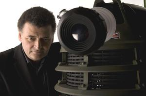 Steven Moffat is also leaving the series (BBC)