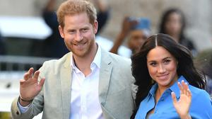 The Duke and Duchess of Sussex have set up a production company (Dominic Lipinski/PA)