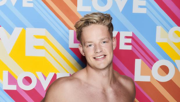 Ollie Williams quit Love Island after just three days (Joel Anderson/ITV/PA)