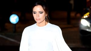 Victoria Beckham has thanked healthcare workers around the world (Gareth Fuller/PA)