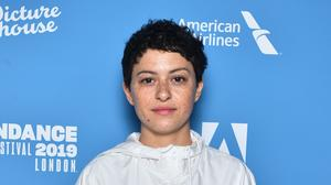 Arrested Development actress Alia Shawkat has apologised after a 2016 video in which she used the N-word resurfaced (Matt Crossick/PA)