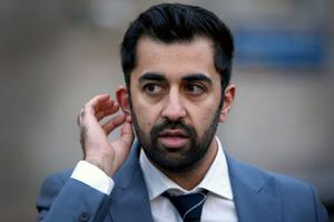 Scotland's Justice Secretary Humza Yousaf said the views of the artists will be taken into account (Jane Barlow/PA)