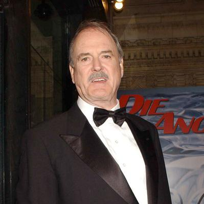 John Cleese could be playing a villain in spy spoof comedy The B Team