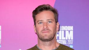 Armie Hammer will no longer take the role in Shotgun Wedding (Isabel Infantes/PA)