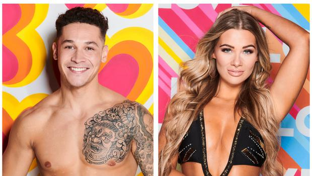 Shock as two girls are left single after tense Love Island recoupling (Joel Anderson/ITV)