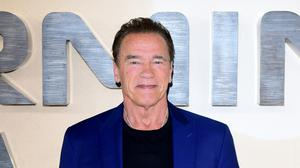 Arnold Schwarzenegger is recovering after undergoing heart surgery (Ian West/PA)