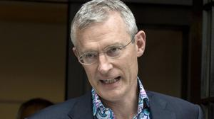 Jeremy Vine said he is sad that Victoria Derbyshire's current affairs show has been axed (Lauren Hurley/PA)