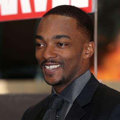 Anthony Mackie is working on a biopic about Jesse Owens