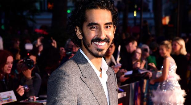 Dev Patel during The Personal History of David Copperfield European premiere (Ian West/PA)