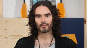 Russell Brand attending a launch event for charity RAPt's new employment services for addicts and ex-offenders at the London Recovery Hub.