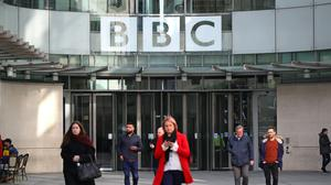 More than 8,000 complaints were made about the BBC report (Aaron Chown/PA)