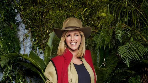 Kate Garraway said her children talked her into becoming a contestant on I'm A Celebrity… Get Me Out Of Here (ITV)