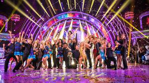 The couples have been preparing for the return of Strictly Come Dancing (BBC)