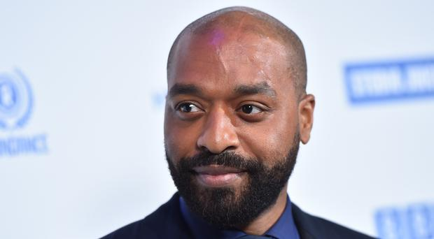 British actor Chiwetel Ejiofor said 'questions need to be asked' about the current state of politics as the country prepares for a General Election (Matt Crossick/PA)