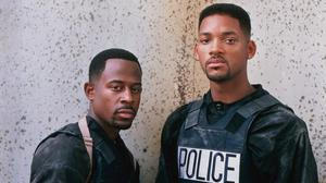 Will Smith and Martin Lawrence starred in Bad Boys (Sony Pictures/Channel 5)