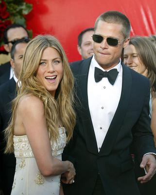 Brad Pitt and Jennifer Aniston were a Hollywood golden couple before they got divorced in 2005 (Francis Specker/PA)