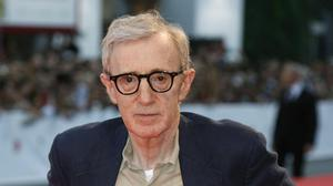 Woody Allen has claimed Timothee Chalamet only denounced him after working together to improve his chances of winning an Oscar (Yui Mok/PA)