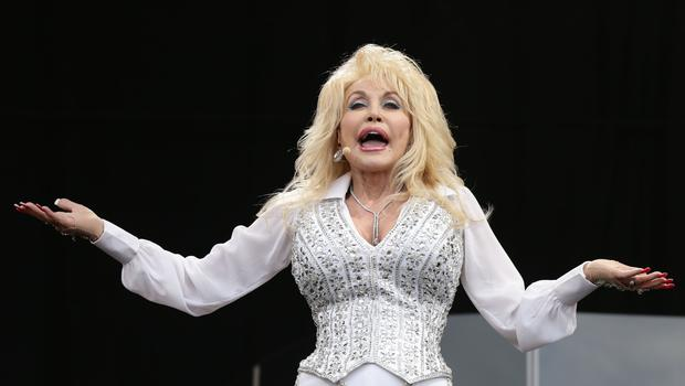 Dolly Parton's younger sister Stella will take part in Celebrity MasterChef 2018.