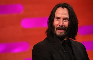 Keanu Reeves starred in 2005 superhero movie Constantine, which has become a cult film (Isabel Infantes/PA)