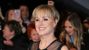 Sally Dynevor said it is 'strange' being away from the Coronation Street set and fellow cast members (Isabel Infantes/PA)