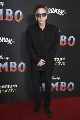 Tim Burton has been praised for his work on the reimagining of Disney classic film Dumbo (Richard Shotwell/Invision/AP)