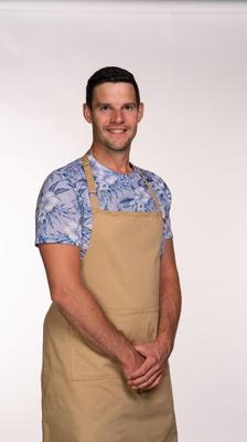 Dave is among contestants for The Great British Bake Off (C4/Love Productions/Mark Bourdillon)