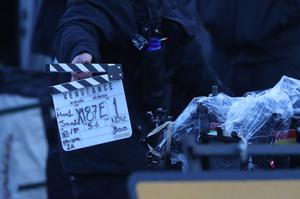 Filming is resuming in the UK (Andrew Milligan/PA)