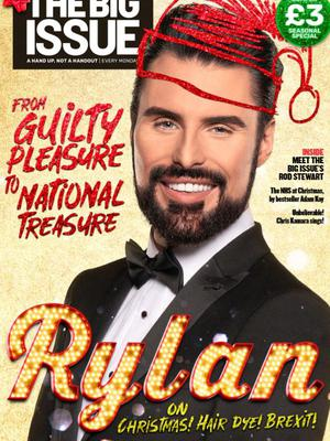 Rylan Clark-Neal (The Big Issue)