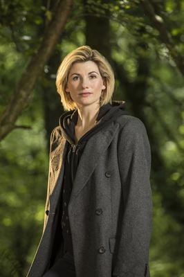 Jodie Whittaker as the Doctor in Doctor Who (BBC/Colin Hutton)