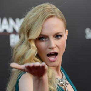 Heather Graham stars in The Hangover Part III