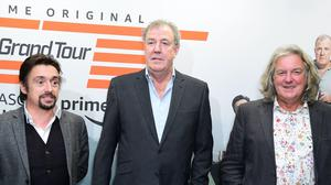 Jeremy Clarkson has revealed the upcoming Grand Tour Madagascar special has been delayed after the show's executive producer contracted coronavirus (Ian West/PA)